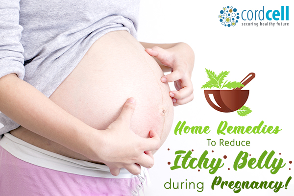 Home Remedies To Reduce Itching Belly during Pregnancy