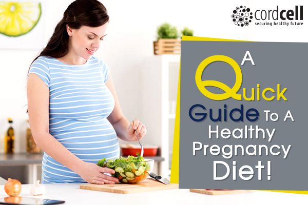 Guide-To-A-Healthy-Pregnancy Diet!